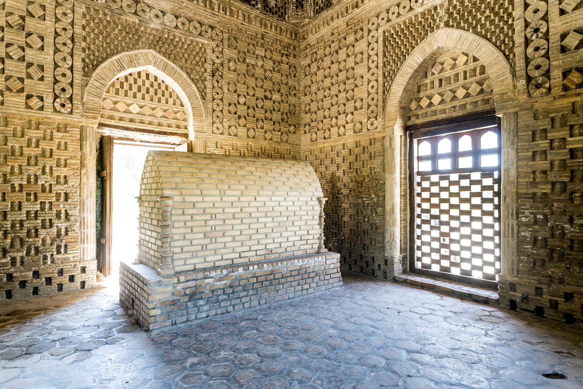 Samaniden Mausoleum Buchara