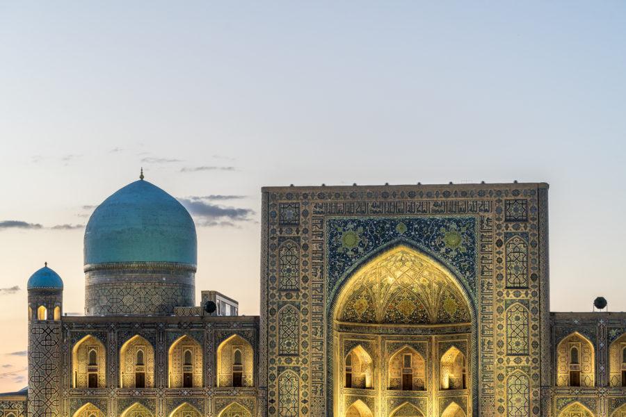 Usbekistan Rundreise: Highlights zwischen Tashkent und Nukus