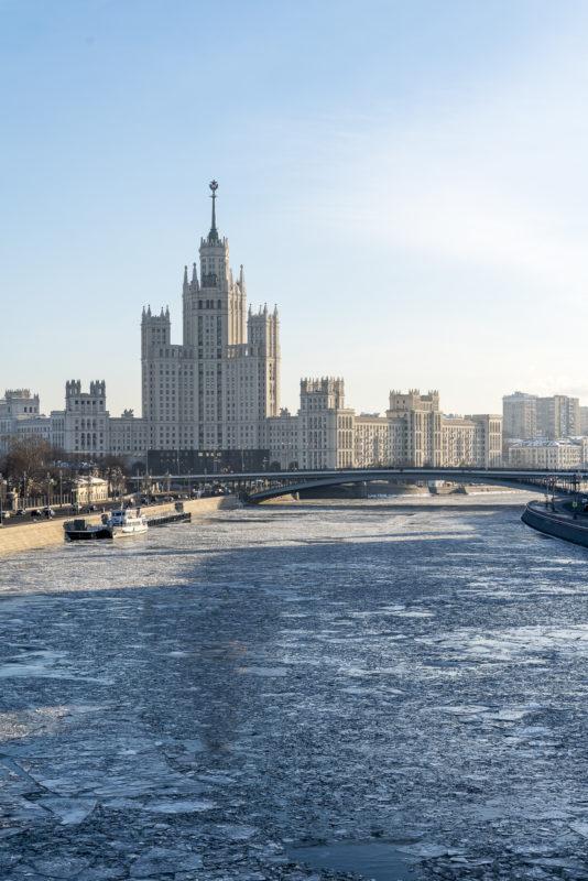 Seven Sisters Gebäude Moskau