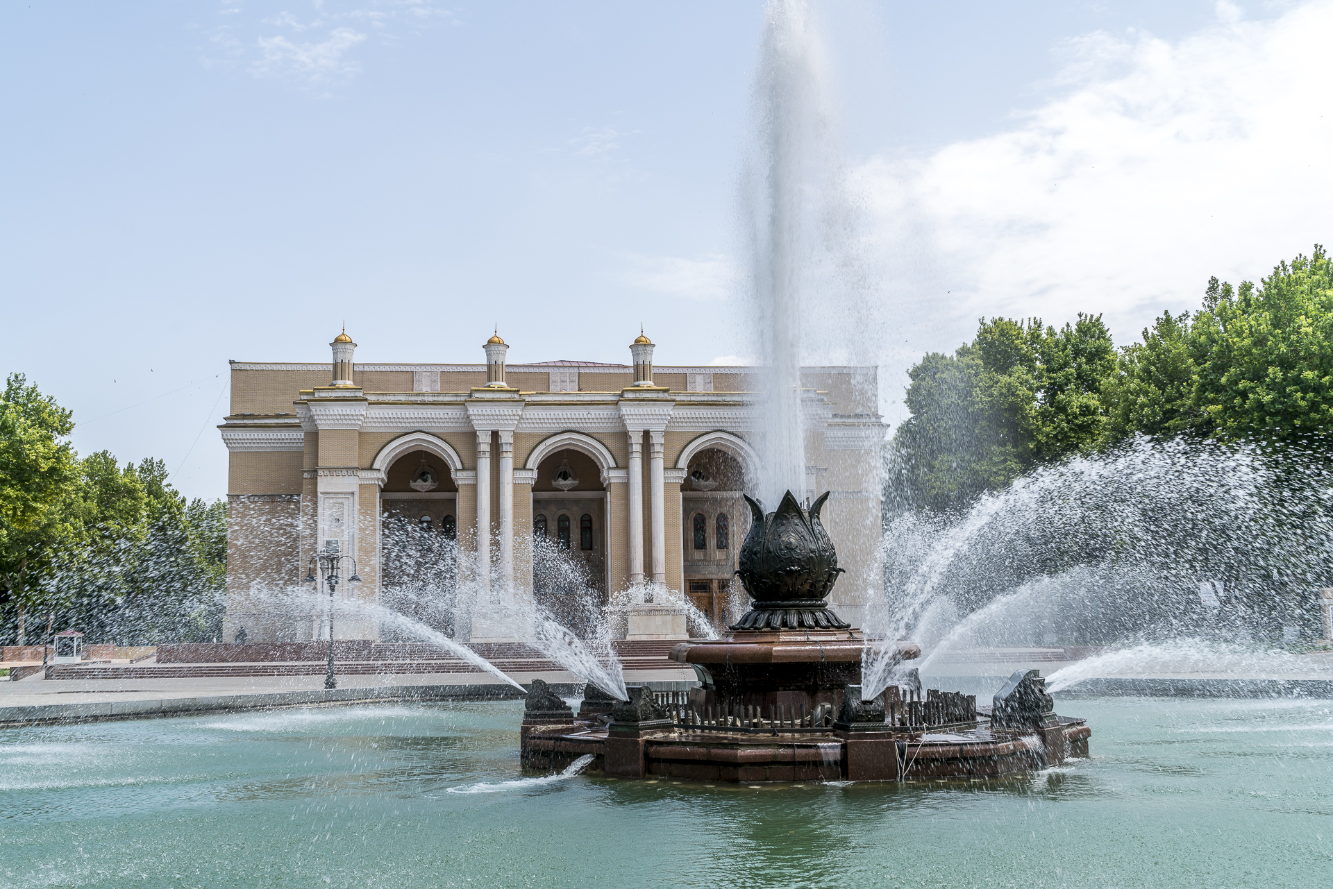 Tashkent Oper
