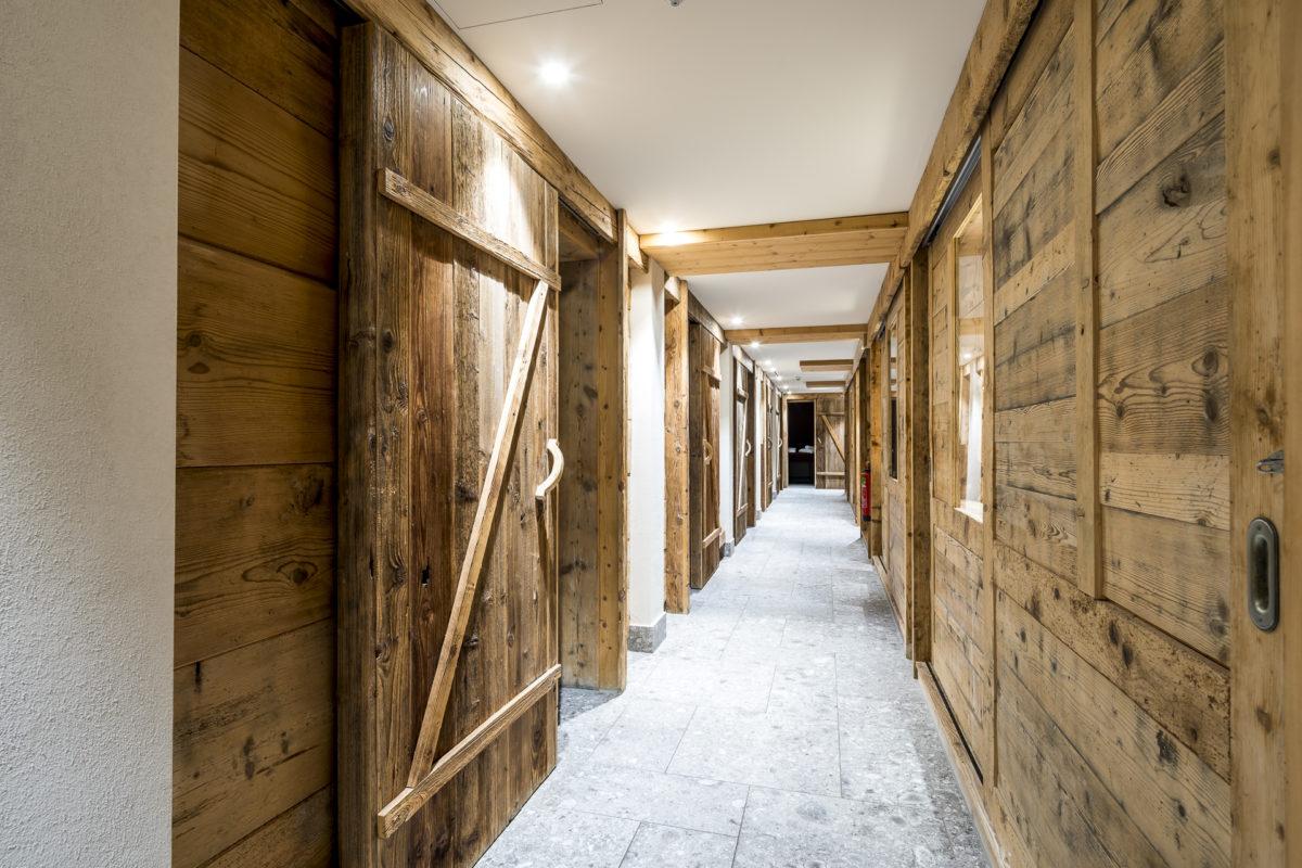 Treatmenräume im Hotel Oberstdorf