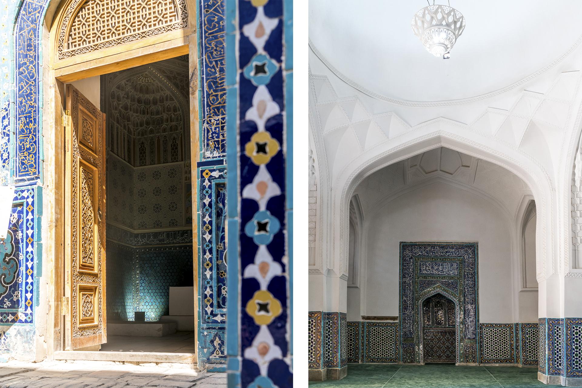 Samarkand Shohizinda Nekropolis