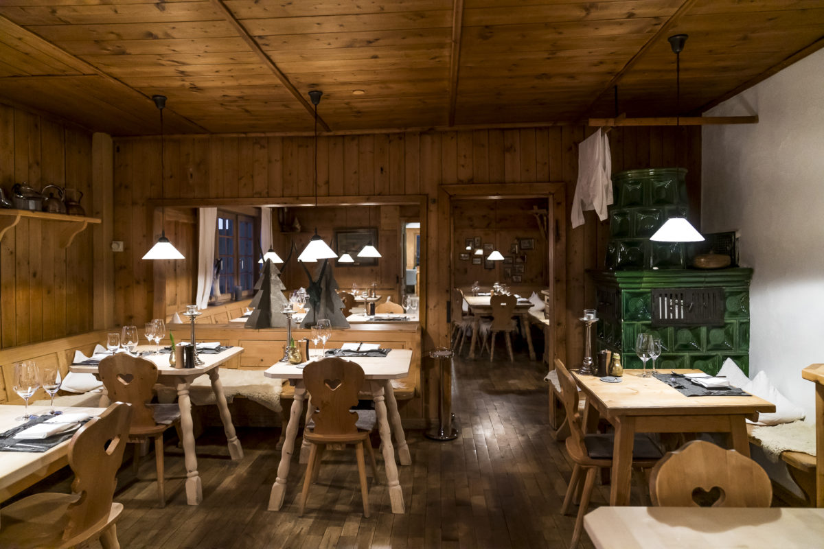 Alte Stube Hubertus Alpin Lodge & Spa