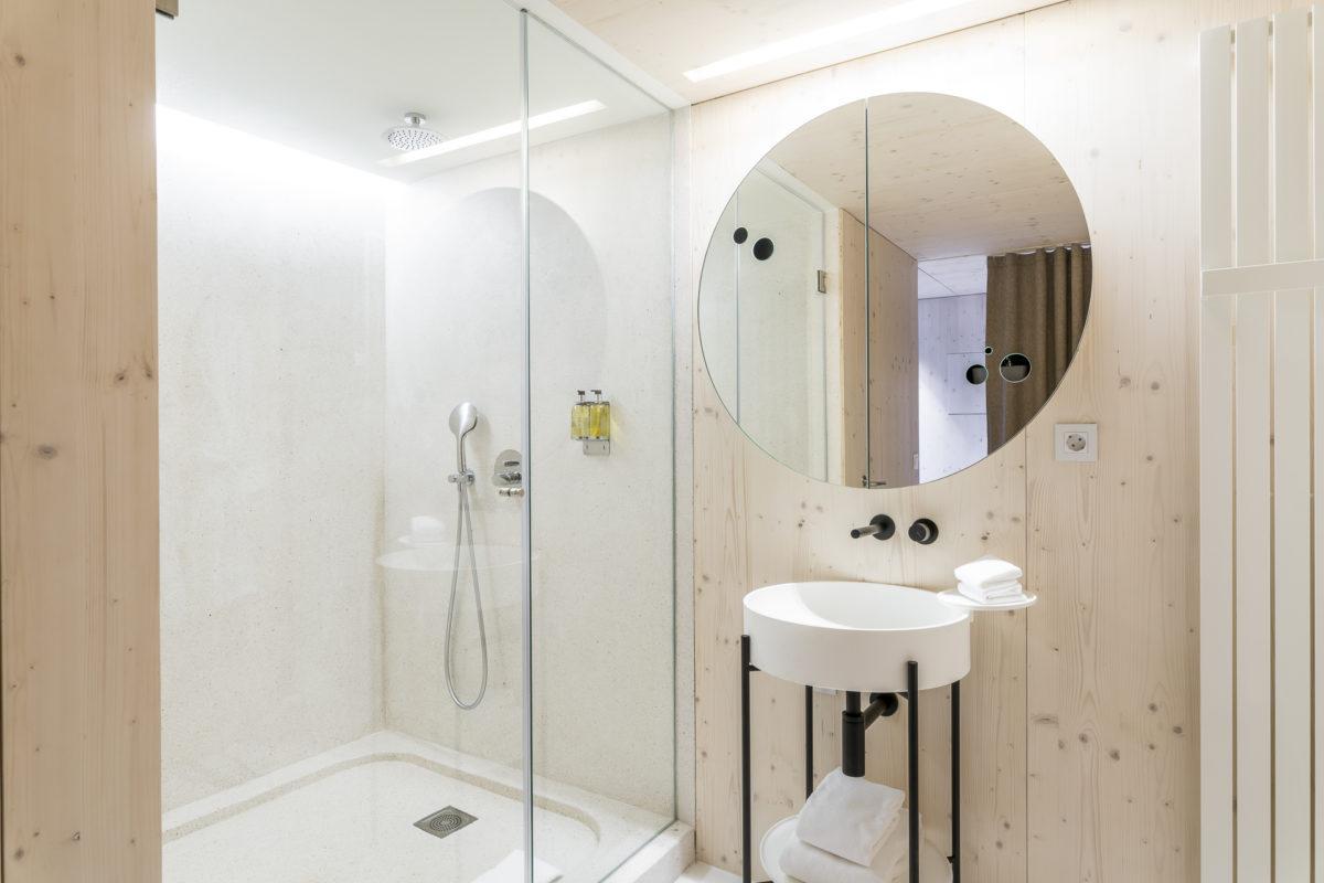 Badzimmer Casa de Sao Lourenco Manteigas