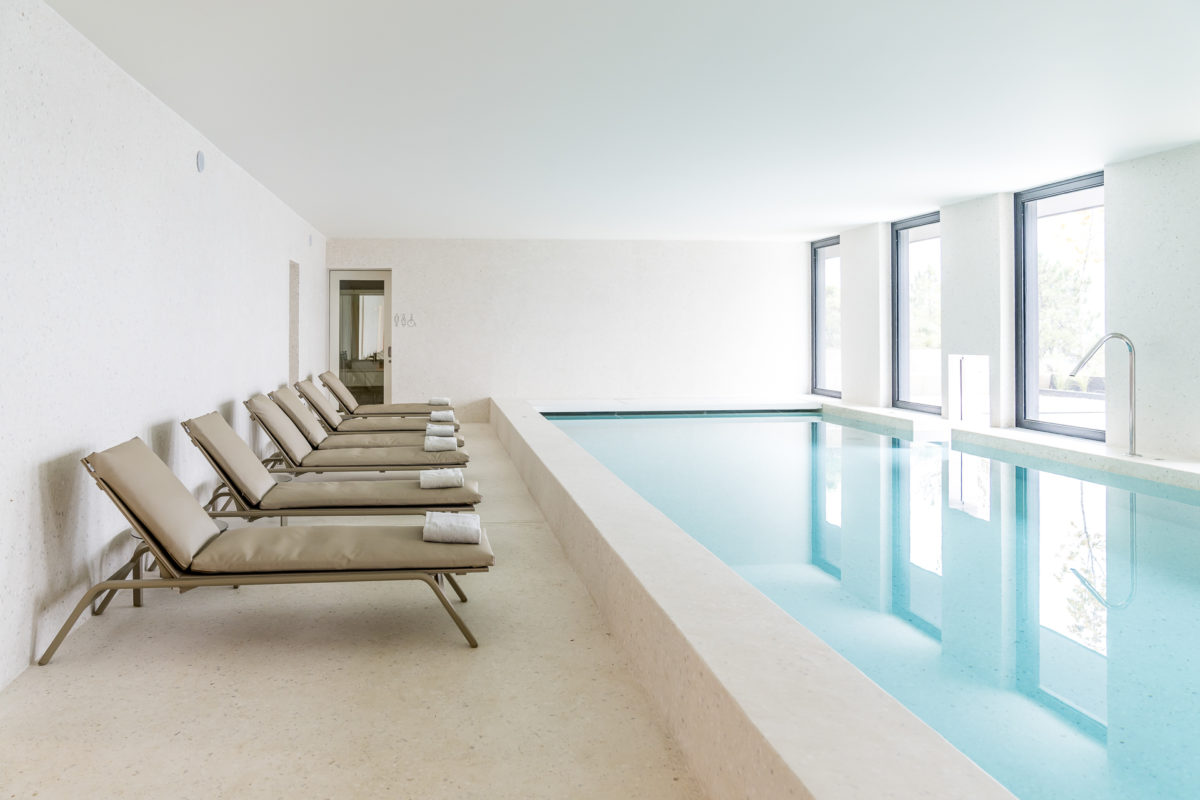 Pool Casa de Sao Lourenco