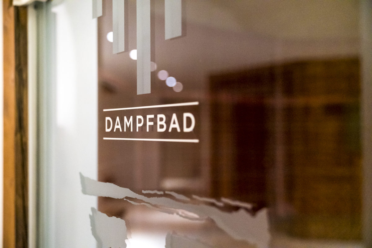 Dampfbad Hubertus Alpin Lodge & Spa