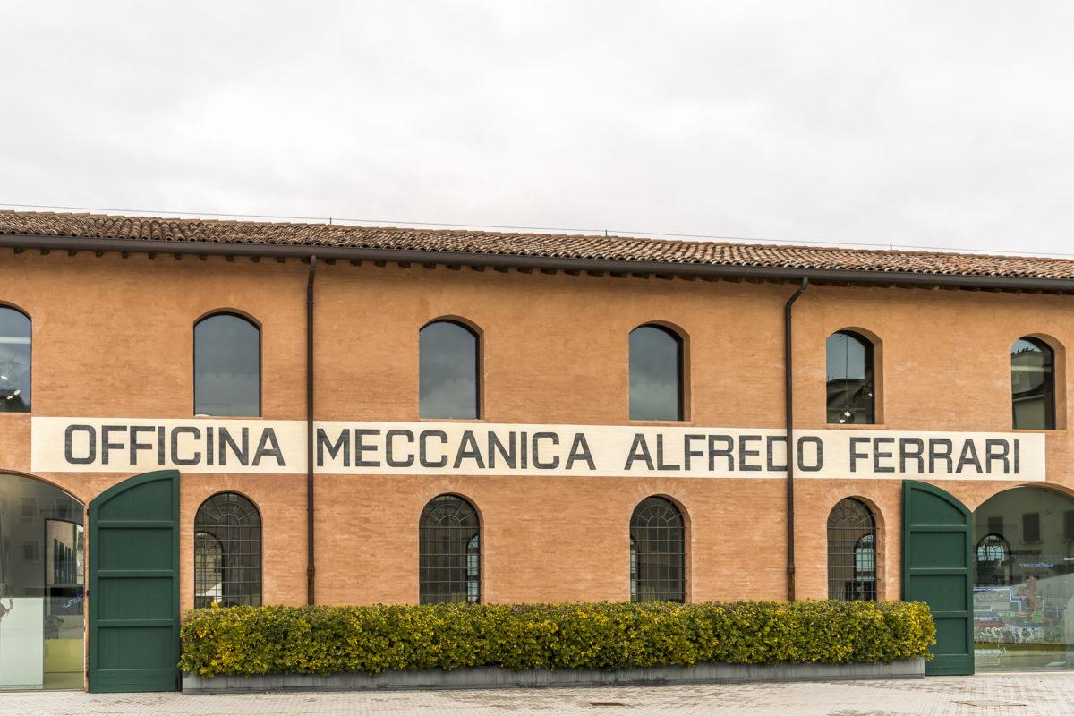 Alfredo Ferrari Modena