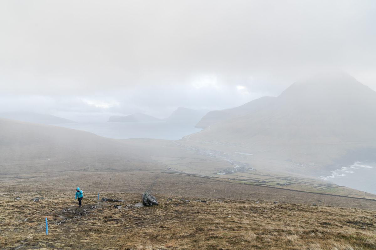 Färöer Wetter