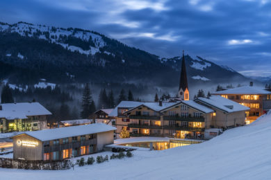 Hubertus Alpin Lodge Allgäu