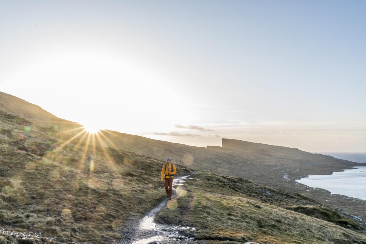 Licht Färöer-Inseln