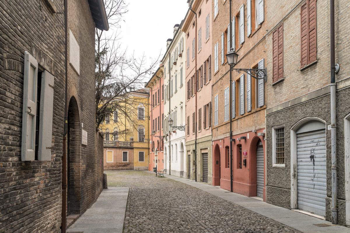 Modena Unesco Altstadt