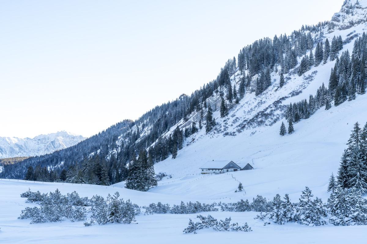 Naturpark Nagelfluhkette Allgäu