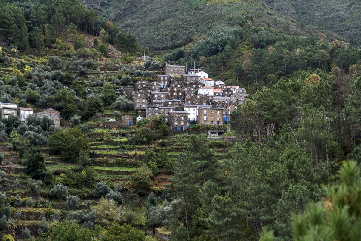 Piodao Historisches Dorf