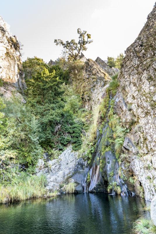 Poco do Inferno Naturpark Serra da Estrela