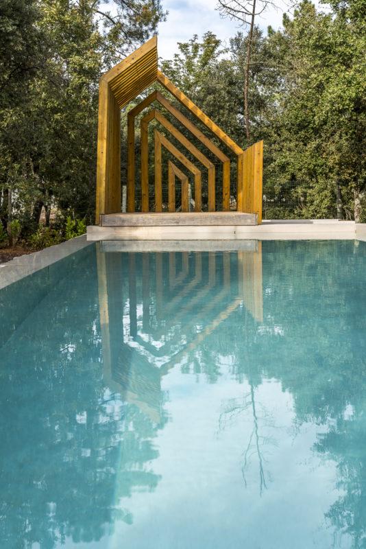 Pool Luz Charming House
