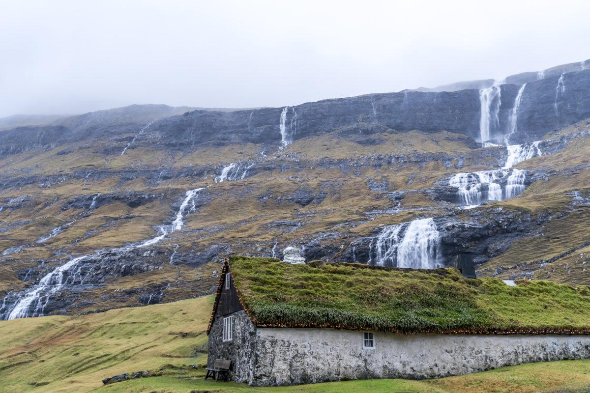 Wanderung Saksun Färöer