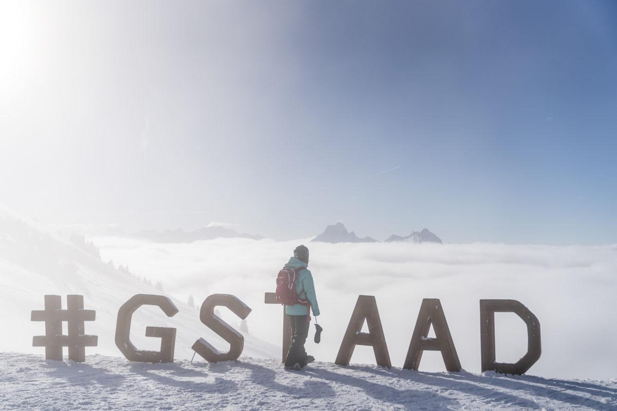 Skigebiet Zweisimmen Gstaad