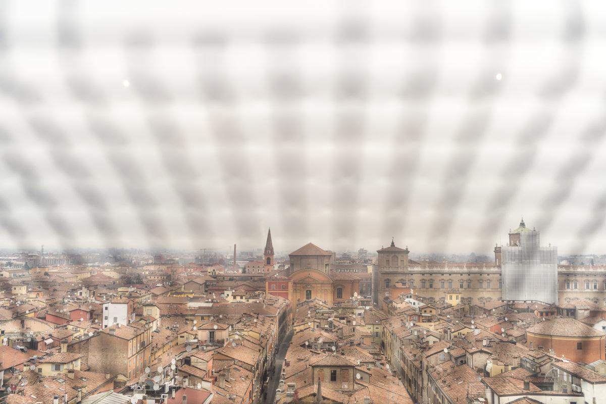 Aussicht vom Torre Ghirlandina Modena