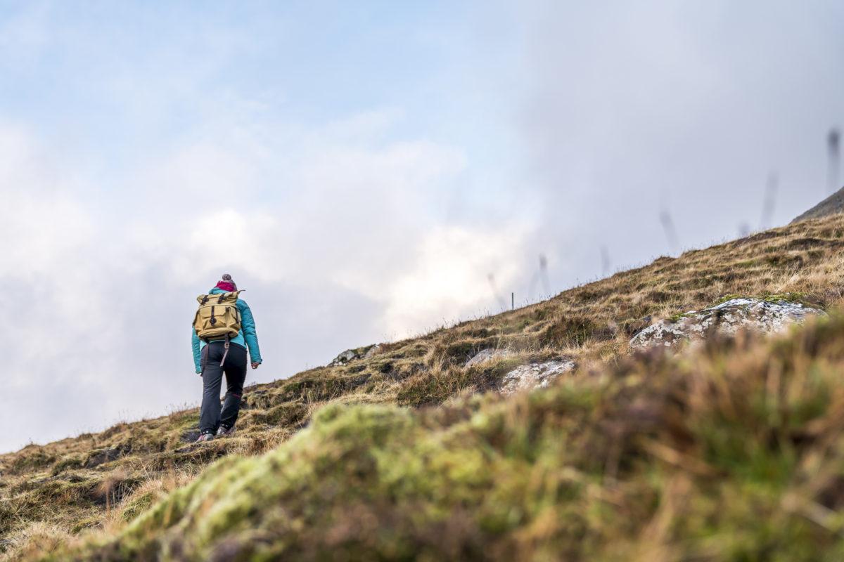 Wandern auf den Färöer-Inseln