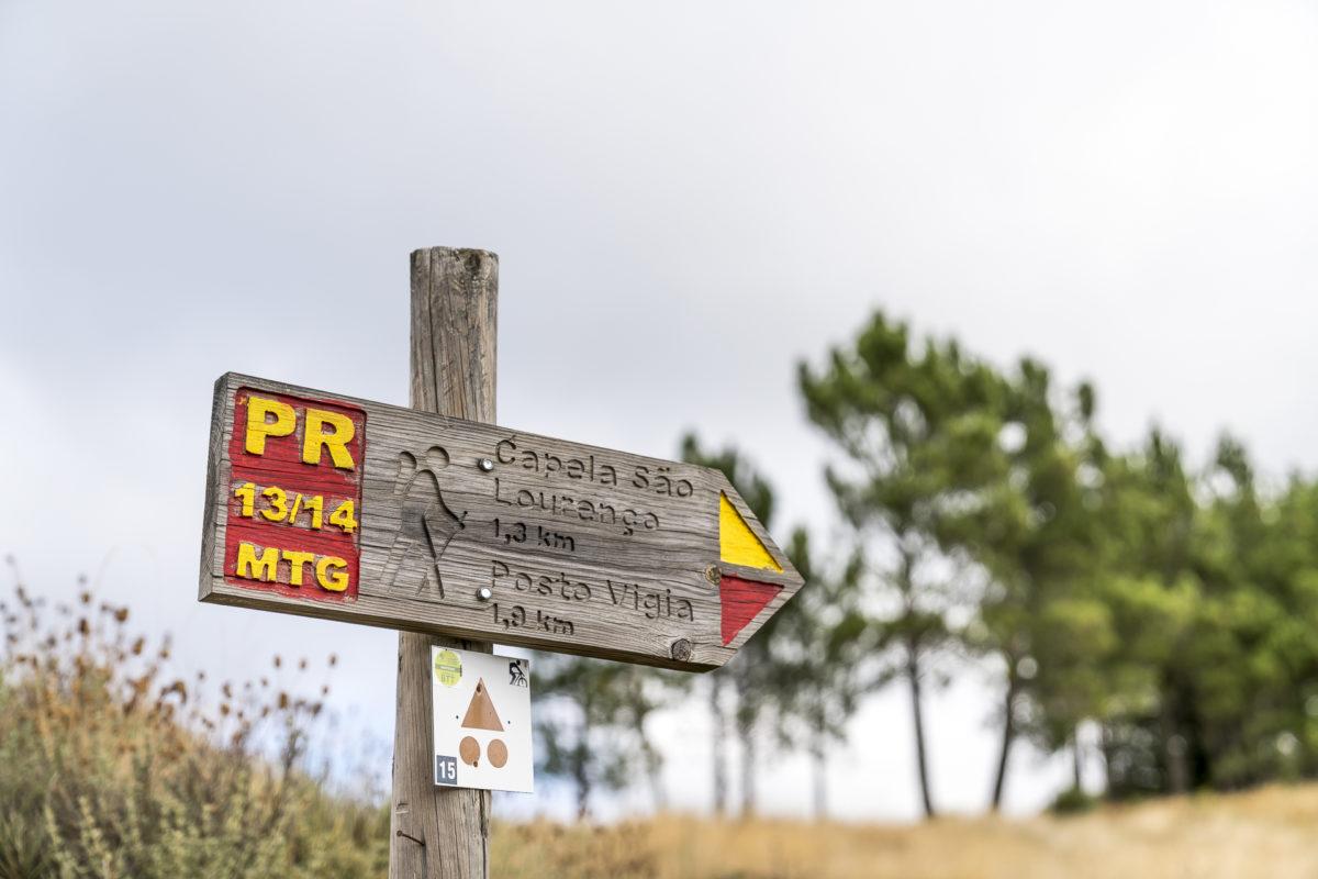 Wandern im Naturpark Serra da Estrela