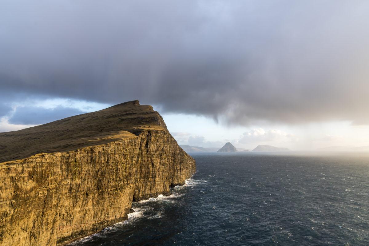 Wetterumschwung Färöer-Inseln