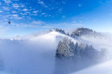 Rinderberg Ronda: Skisafari im Simmental
