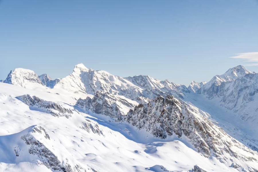 Phänomenal schön! Winterwandern auf der Lauchernalp