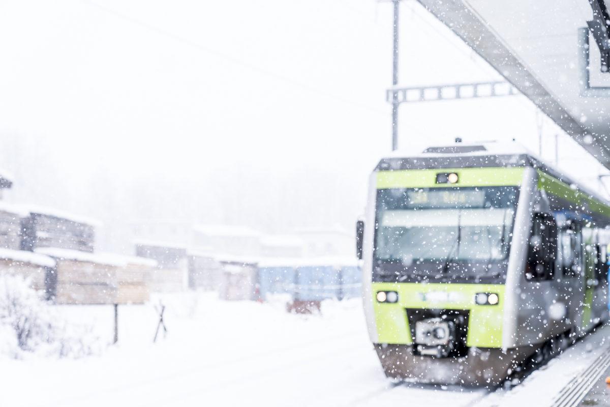 BLS Schnee Winter