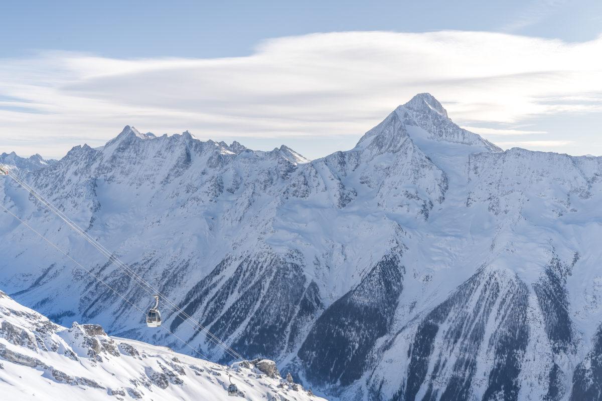Bergbahnen Lauchernalp