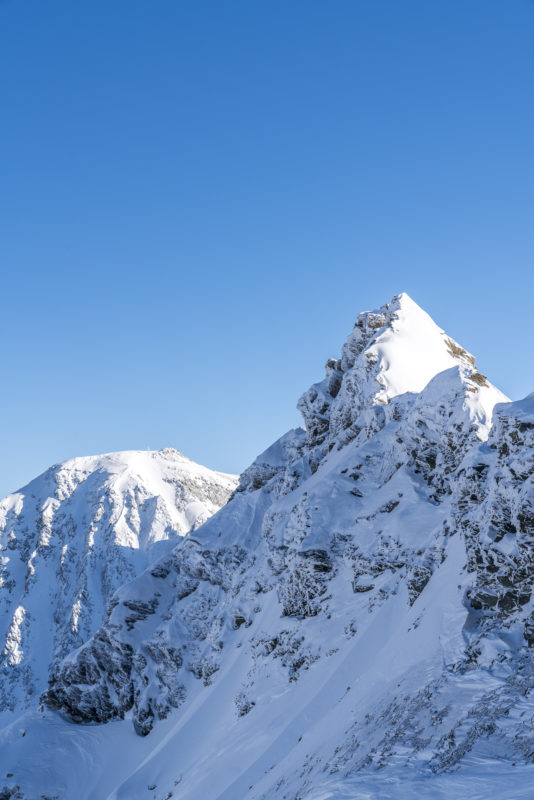 Berge Hockenhorngrat Wallis