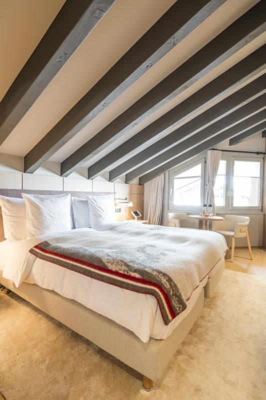 Doppelzimmer Schweizerhof Zermatt
