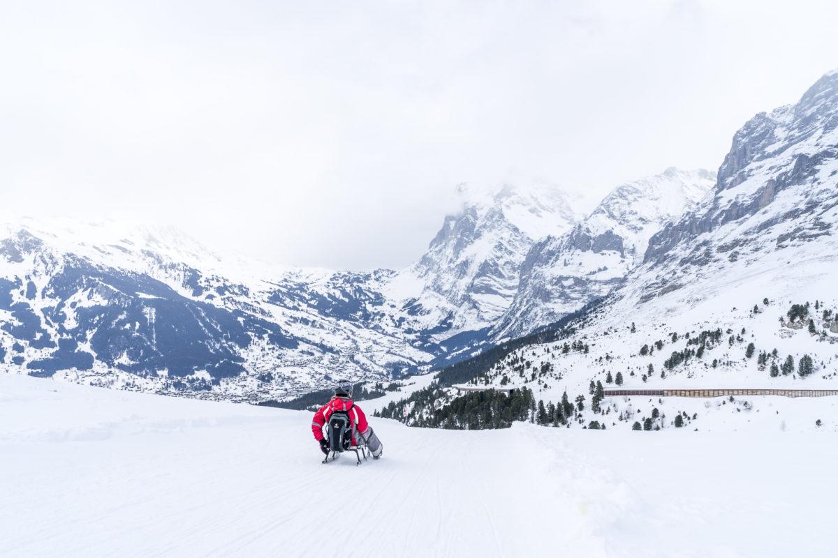 Eiger Rund Grindelwald