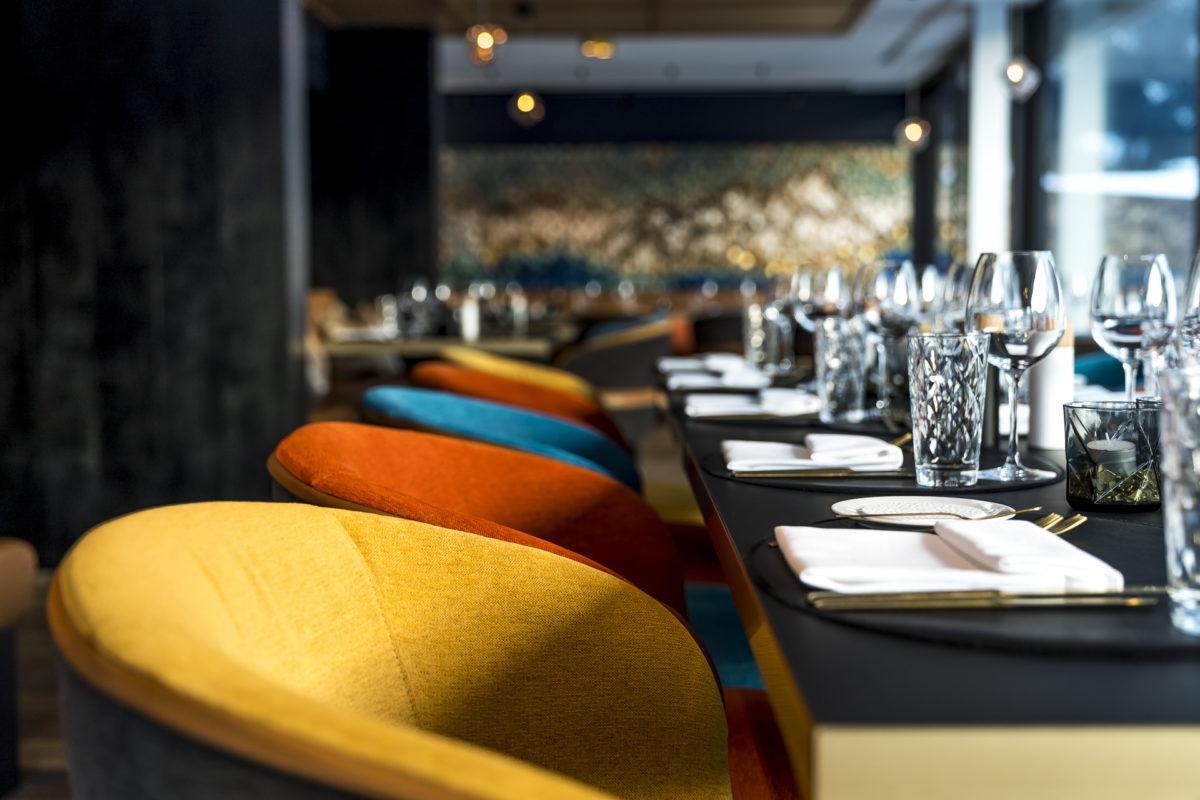 Farbkonzept Hotel Grindelwald