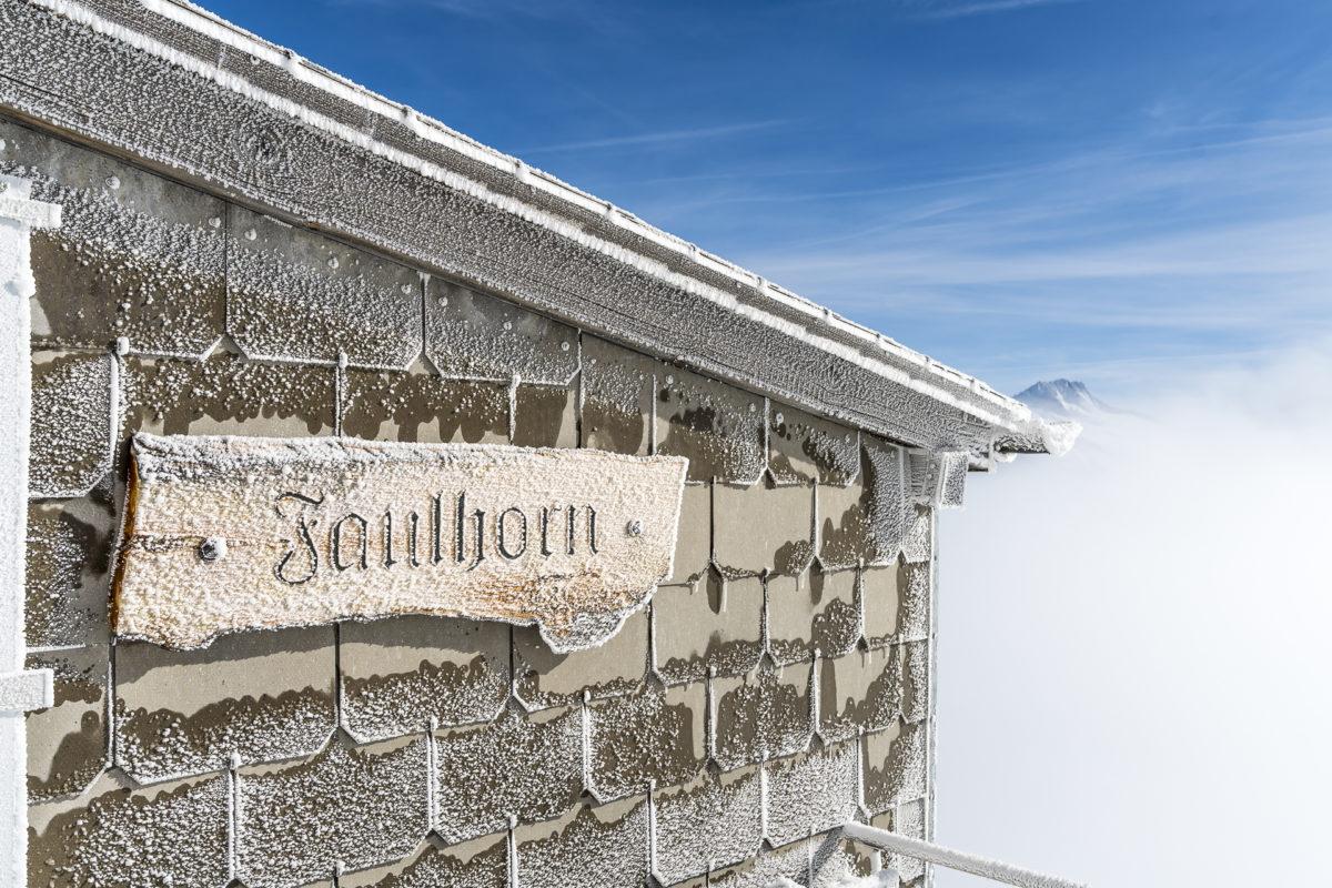 Faulhorn im Gipfel
