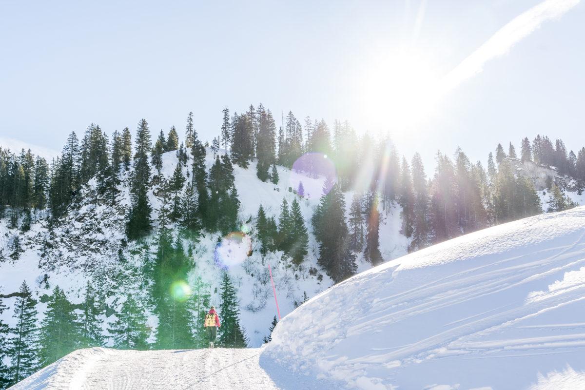 Winterwanderung Hoch Ybrig