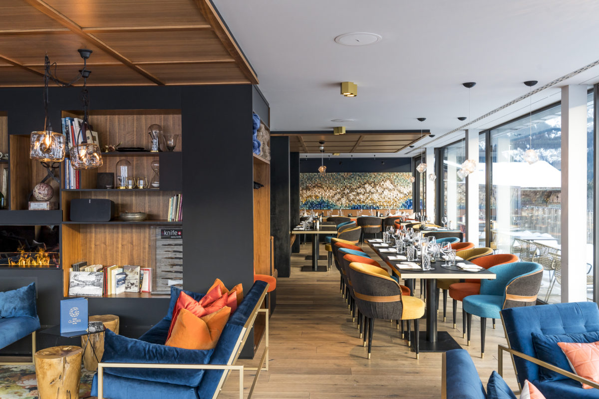 Hotel Glacier Restaurant