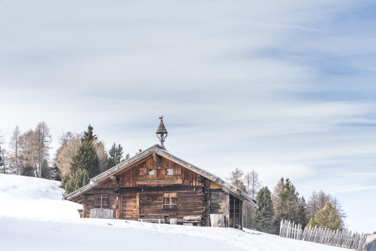 Hüttenromantik Seiser Alm