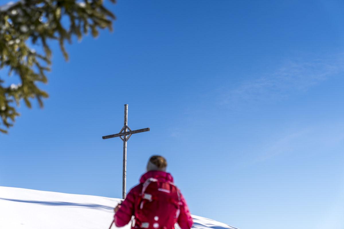 Jänzi Gipfelkreuz