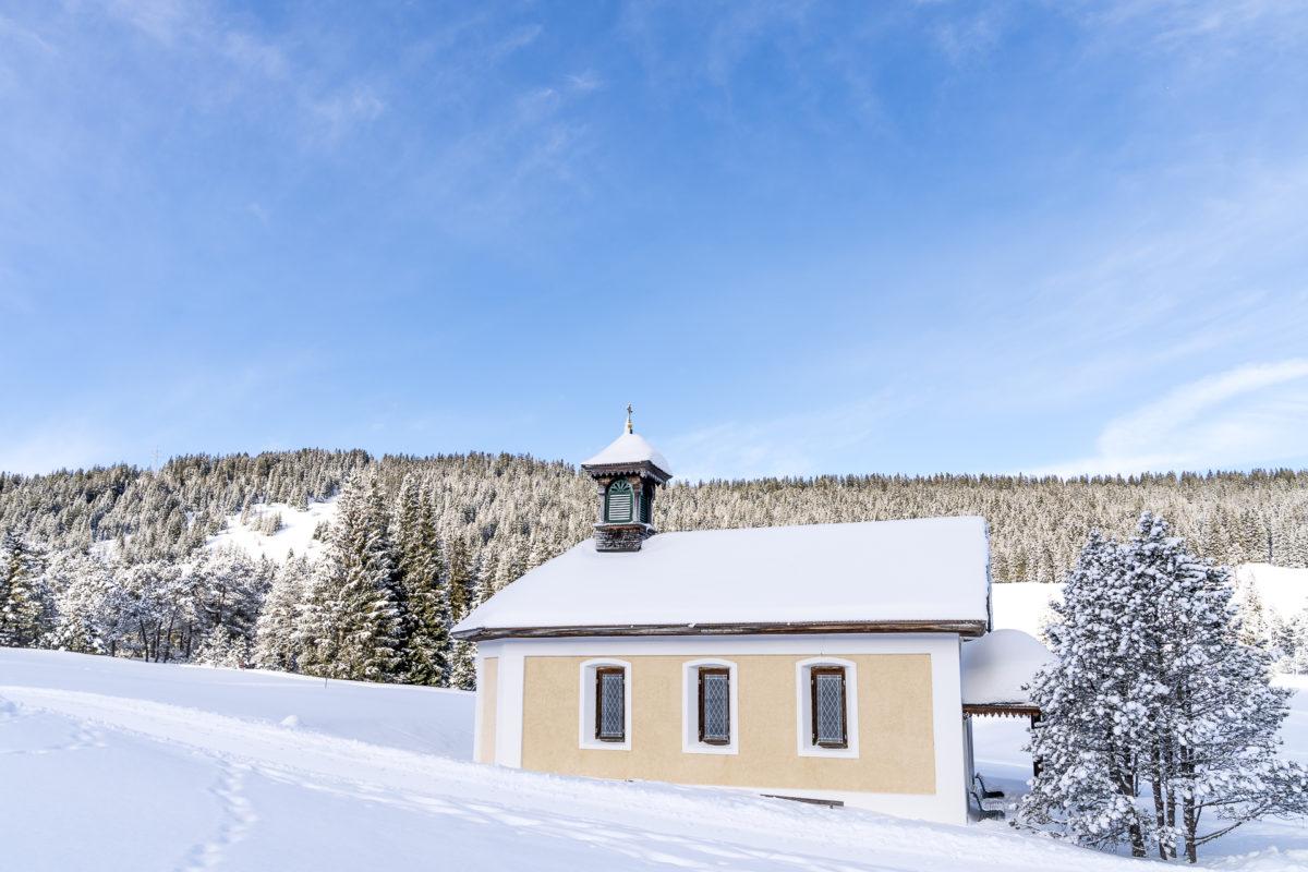 Kapelle Glaubenberg Langis