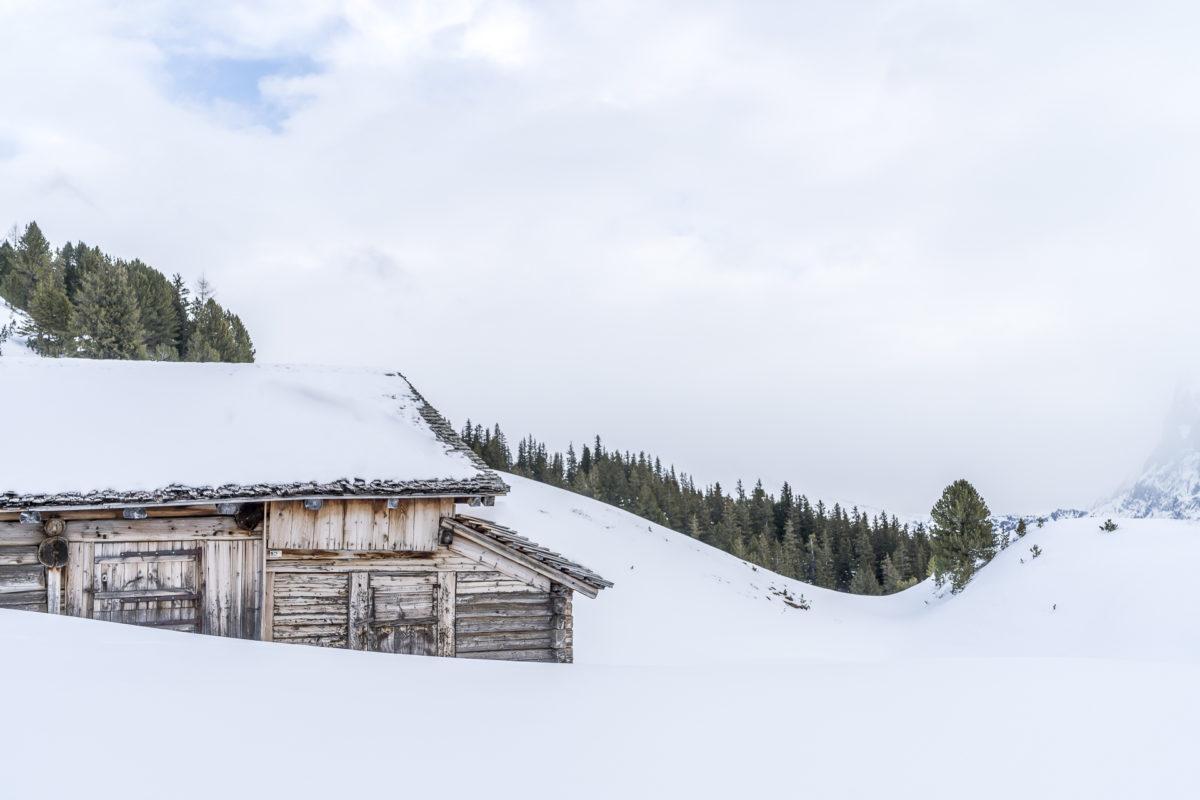 Kleine Scheidegg Winter