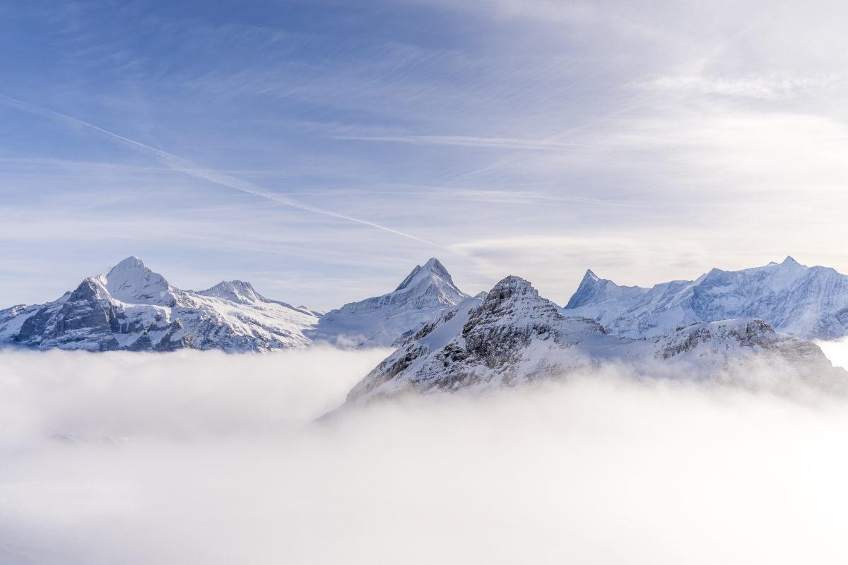 Panorama Faulhorn Berner Oberland