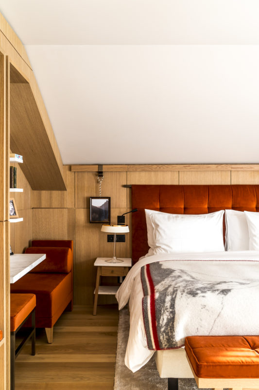 Junior Suite Schweizerhof Zermatt