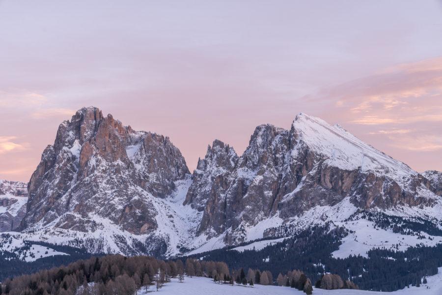 Hüttencheck Seiser Alm: Winterferien für Geniesser