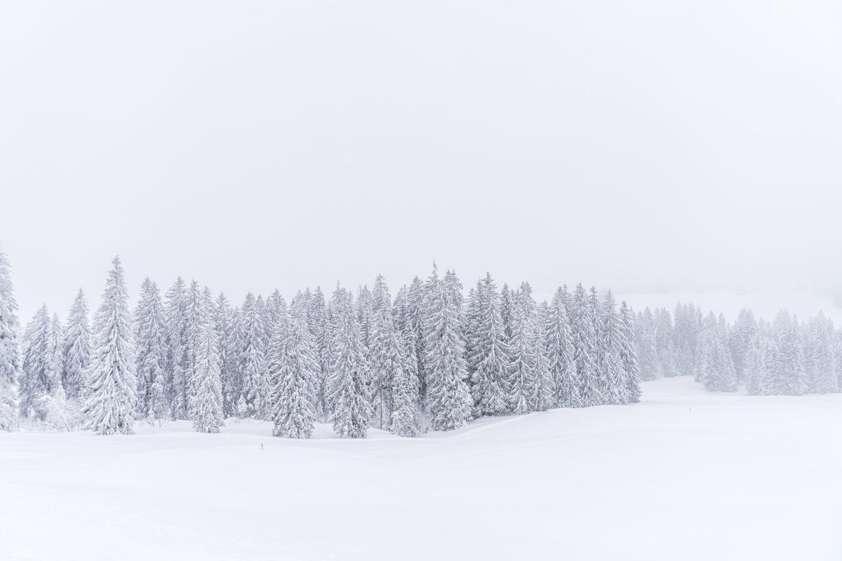 Sörenberg Winterlandschaft