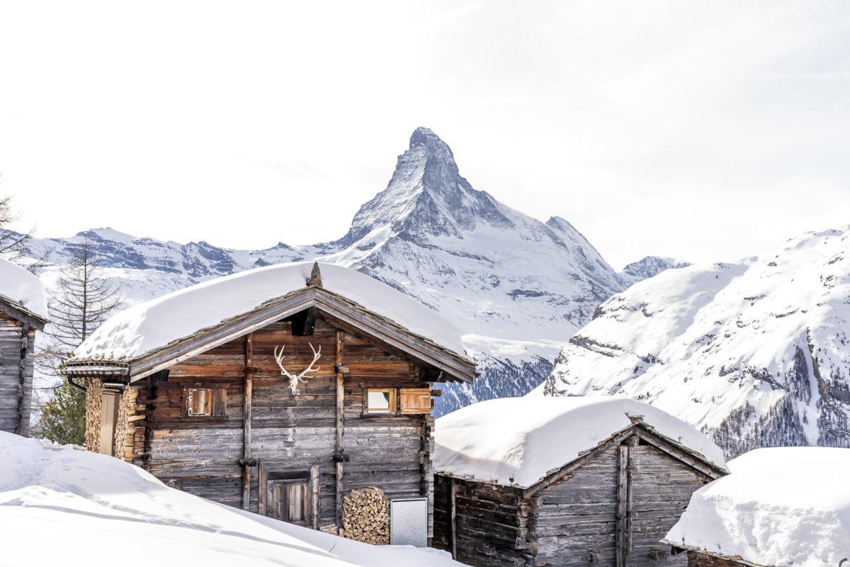 Tufternalp Zermatt