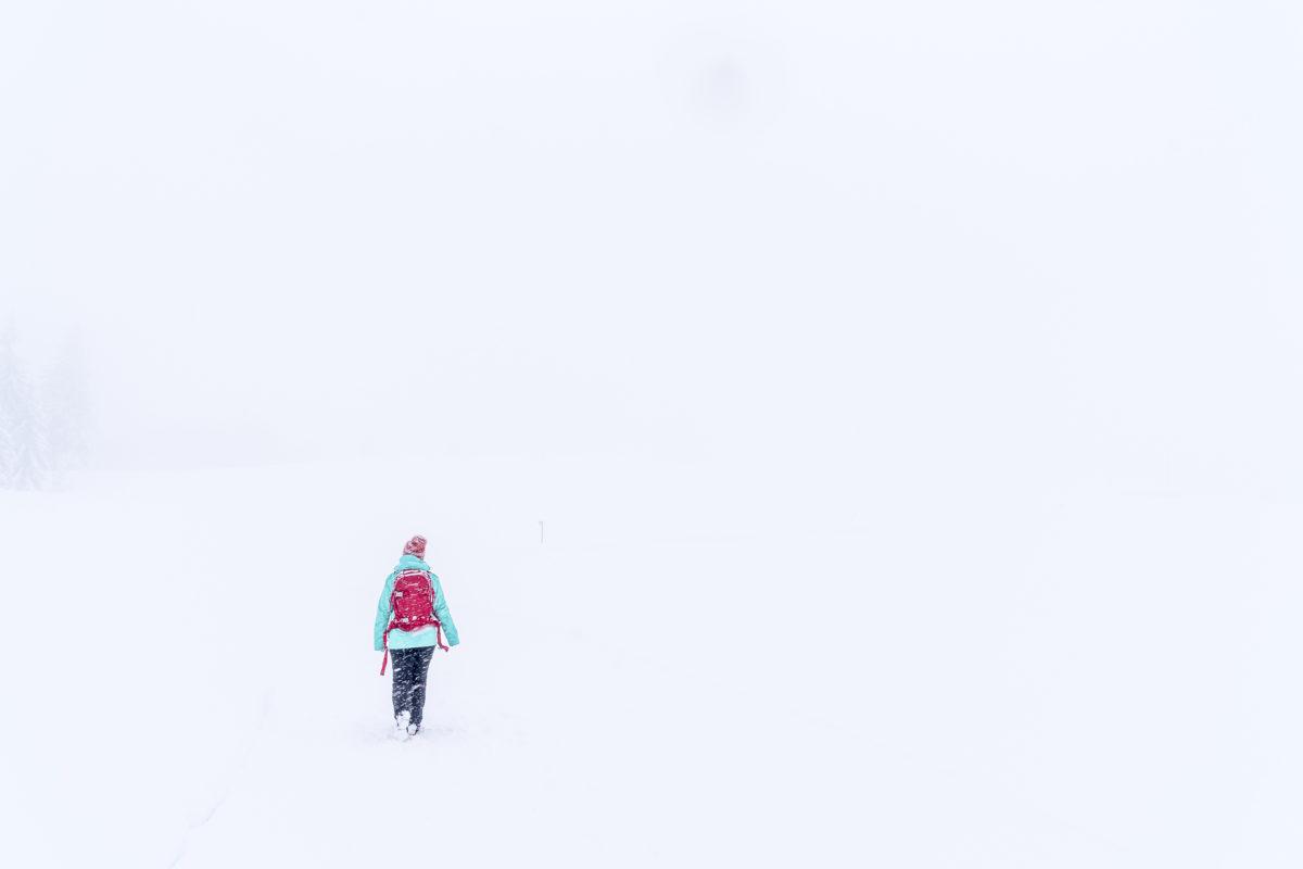 Whiteout Winterwandern Sörenberg