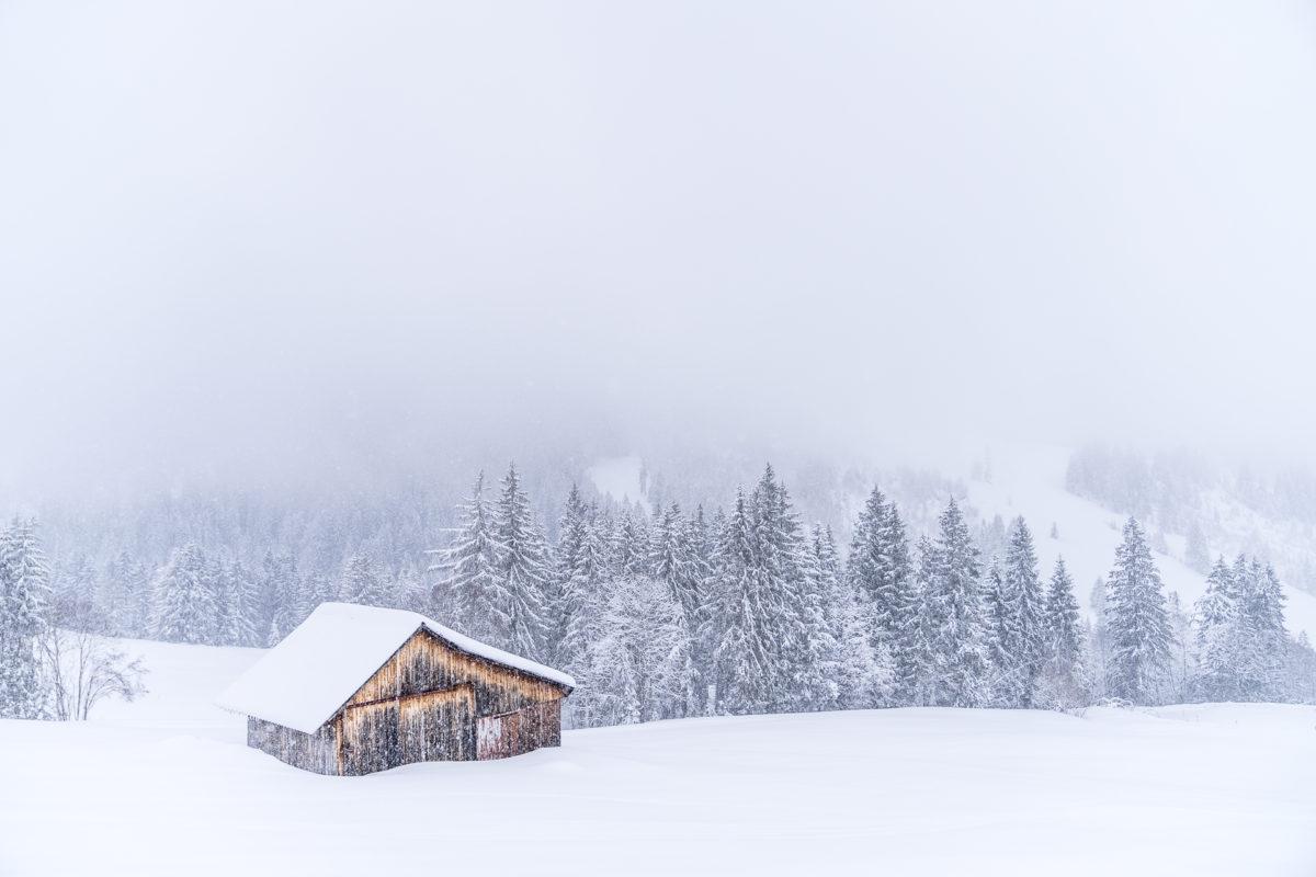 Winterlandschaft Entlebuch