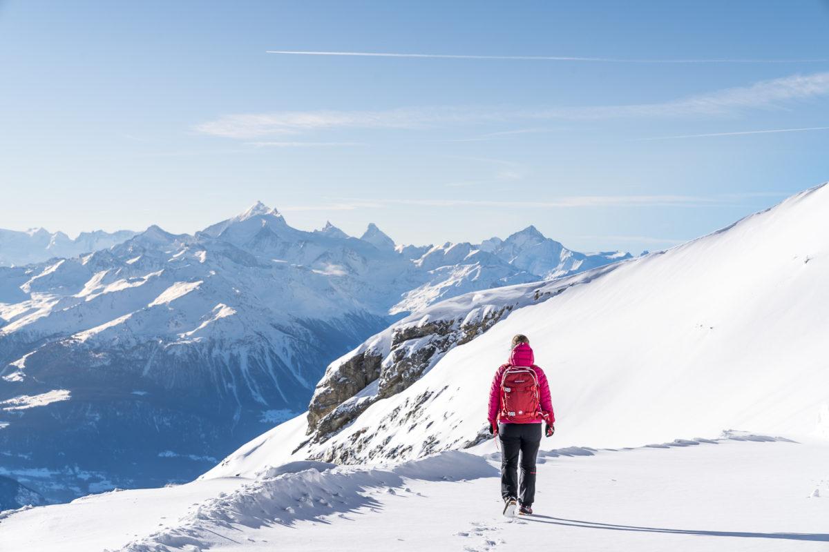 Winterwanderung Hockenhorngrat