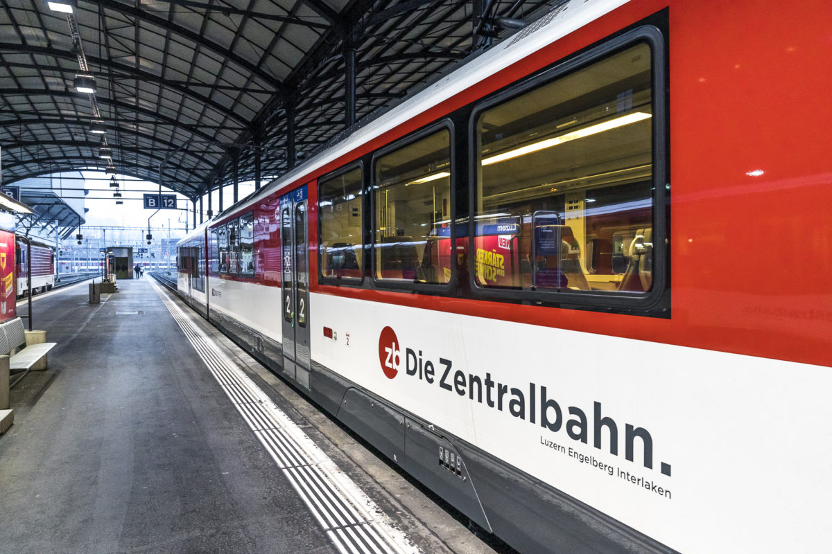Zentralbahn Luzern