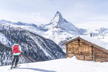 Ski deluxe: Skiferien im Hotel Schweizerhof Zermatt